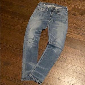 Citizens of humanity light wash size 26